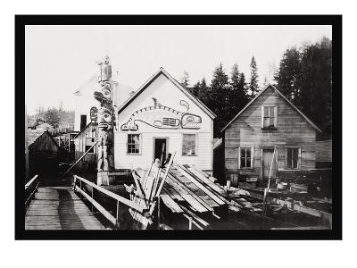 Home of Chief Ko-Teth Sha-Doc, Ketchikan, Alaska