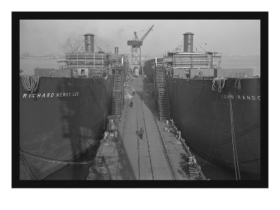 Richard Henry Lee and Sister Ship