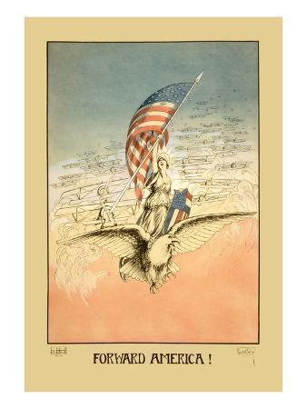 Forward America!