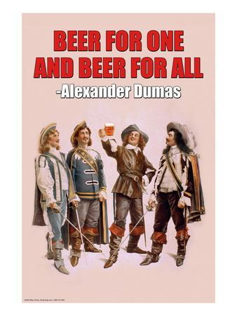 Beer for One and Beer for All