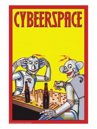 Cybeerspace