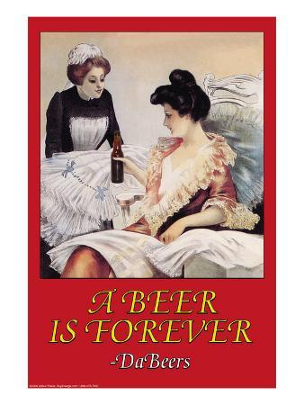 A Beer is Forever Da Beers