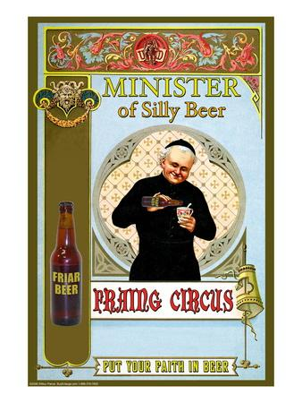 Minister of Silly Beer