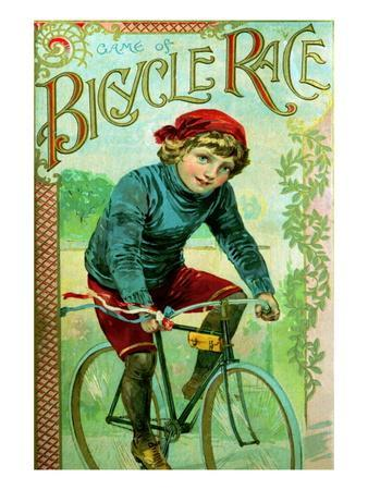 Game of Bicycle Race