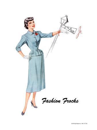 Fashion Frocks