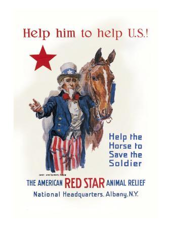 Help Him to Help U.S.