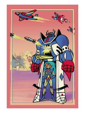 Warrior Robot