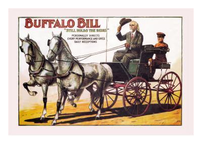 Buffalo Bill: Still Holds the Reins