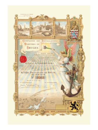 Compagnie de Installations Maritime de Bruges