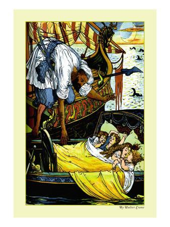 Princess Bell-Etoile, The Rescue, c.1878