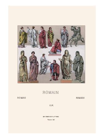 Roman Civil Costumes