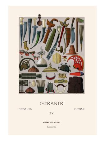 War Gear of Oceania