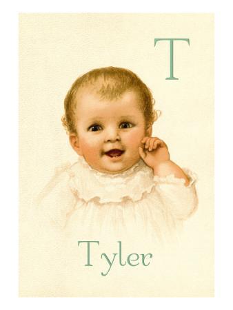 T for Tyler