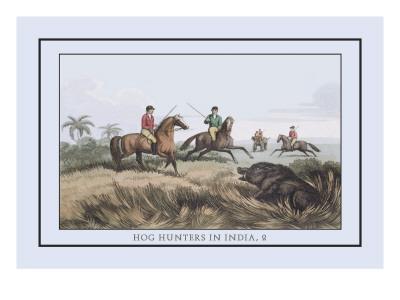 Hog Hunters in India