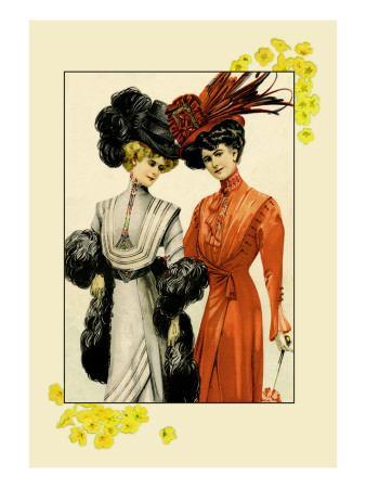 Jeweled Ladies