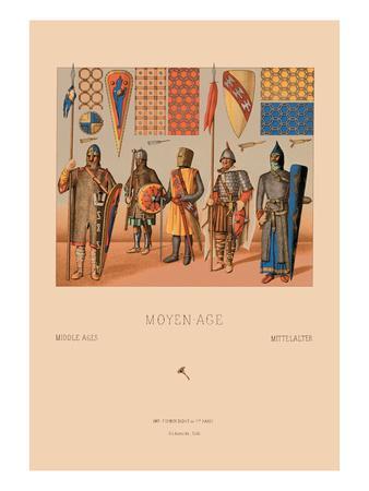 Medieval War Gear