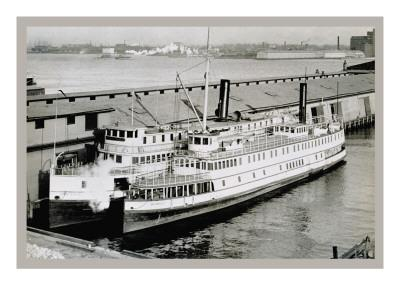 Pair of Steamboats