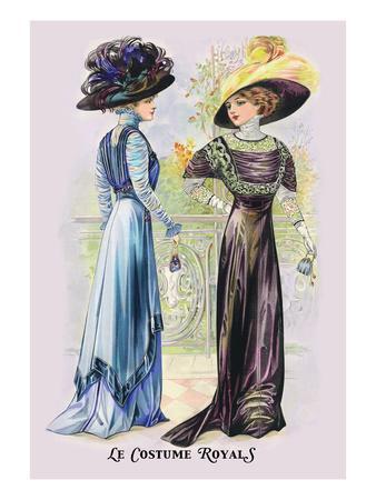 Le Costume Royals: April Grace