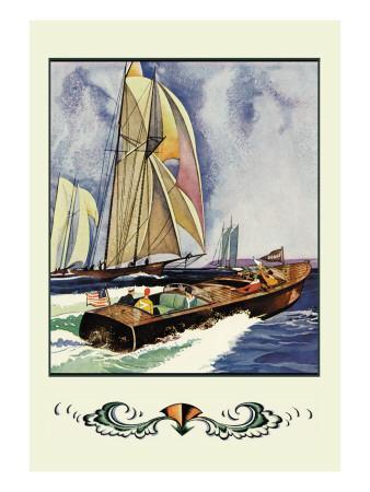 Cruisers and Sailboats