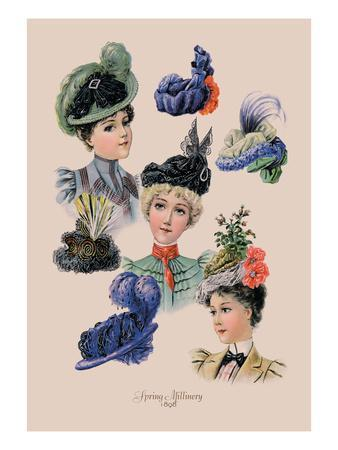 Spring Millinery