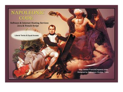 Napoleonic Code: Software and Internet Hosting Services