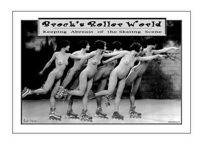Brock's Roller World: Keeping Abreast of the Skating Scene
