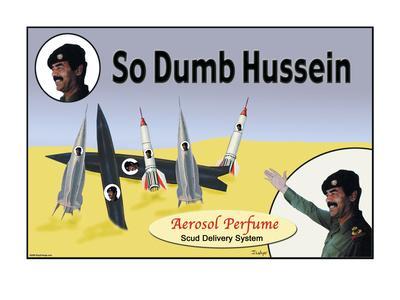 So Dumb Hussein