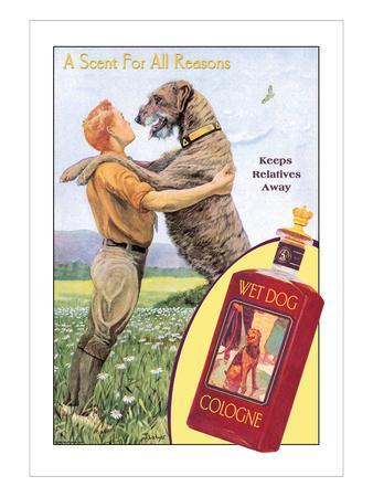 Wet Dog Cologne: A Scent for All Reasons