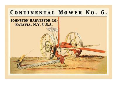 Continental Mower No. 6