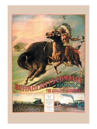 Buffalo Pitts Company, Buffalo, New York