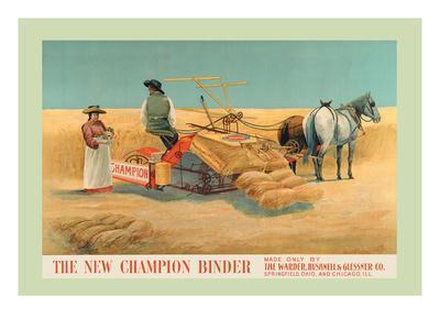 The New Champion Binder