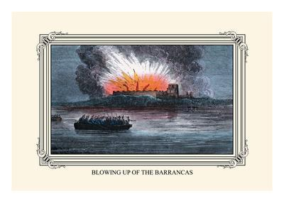 Blowing Up the Barrancas