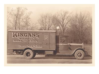 Kingan's Meat Truck