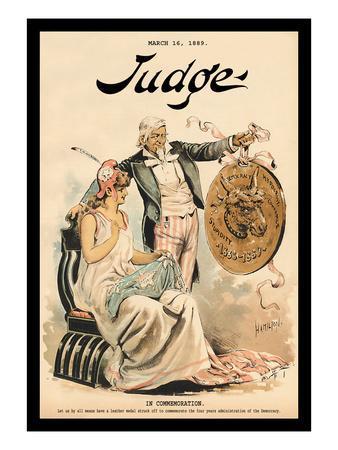 Judge Magazine: In Commemoration