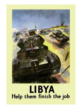 Libya: Help Them Finish the Job