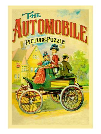 The Automobile-Picture Puzzle