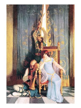 Death of King Mark