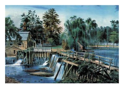 Mill-Dam