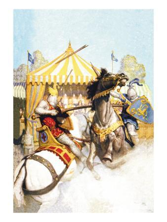 Sir Mador's Spear