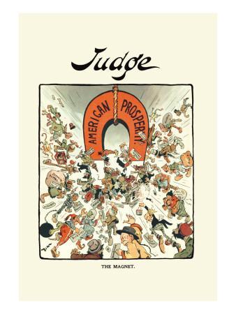 Judge: The Magnet, American Prosperity