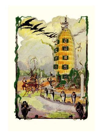 Jack Pumpkin's House of Corn