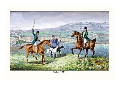 Horsemen Greeting