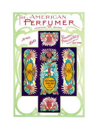 American Perfumer and Essential Oil Review, April 1910