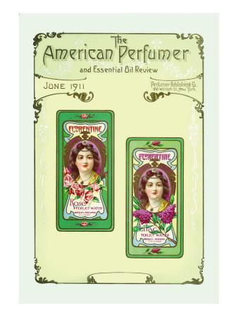 American Perfumer and Essential Oil Review, June 1911