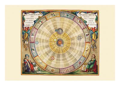 Planisphaerium Copernicanum