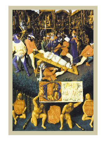 The Martyrdom of Saint Apollonia