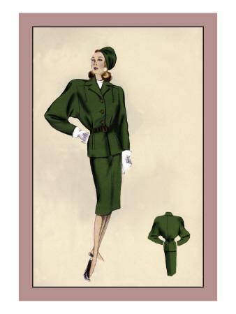 Olive Sport Suit