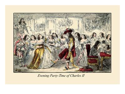 Evening Party, Time of Charles II