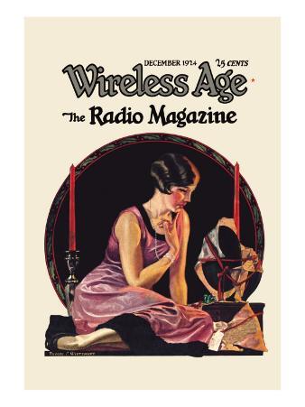 Wireless Age: December 1924