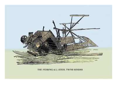 The Feering All-Steel Twine Binder